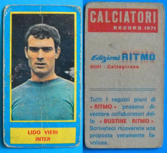BERTINI CAMPIONI dello SPORT 1973//74-Figurina n.312 PUGILATO-Rec ITALIA